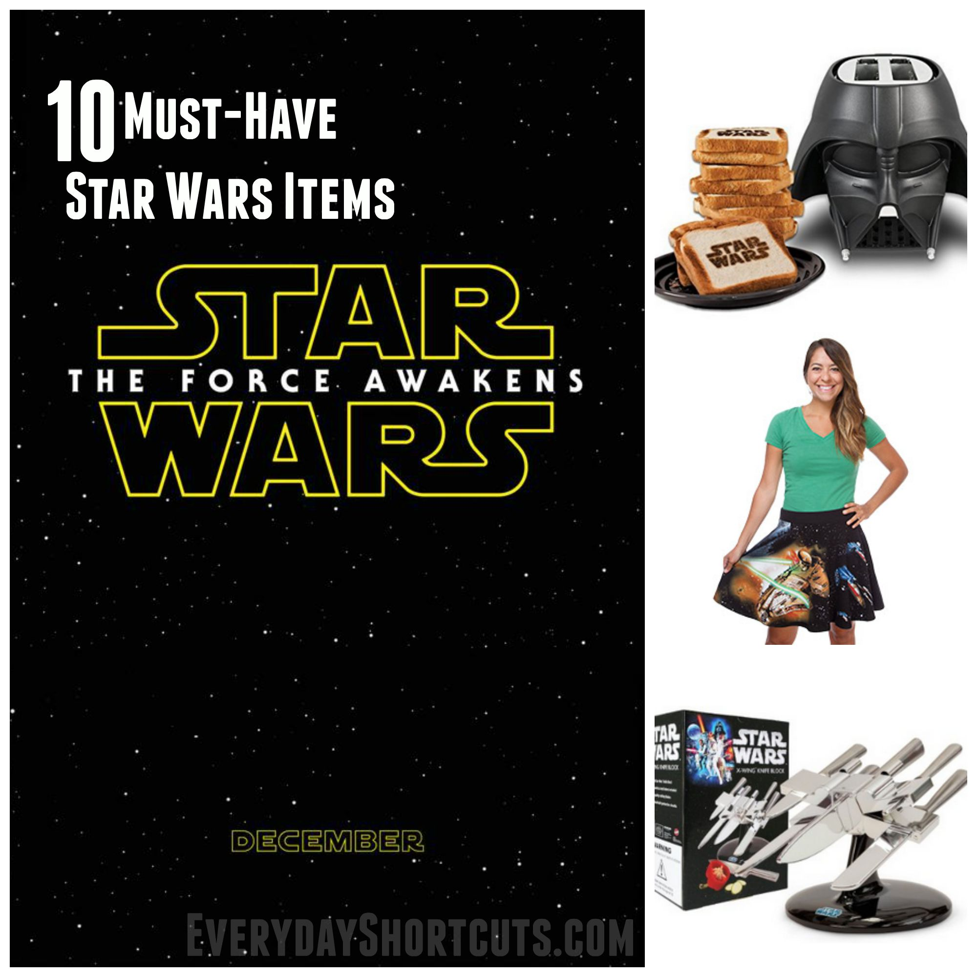 must-have star wars items