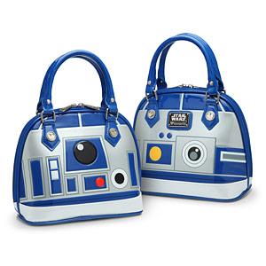 r2d2 dome purse