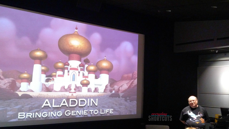Bringing Genie to Life with Disney Animator Eric Goldberg