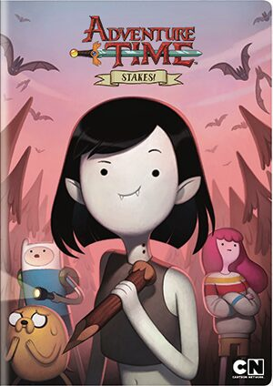 Adventure Time: Stakes!