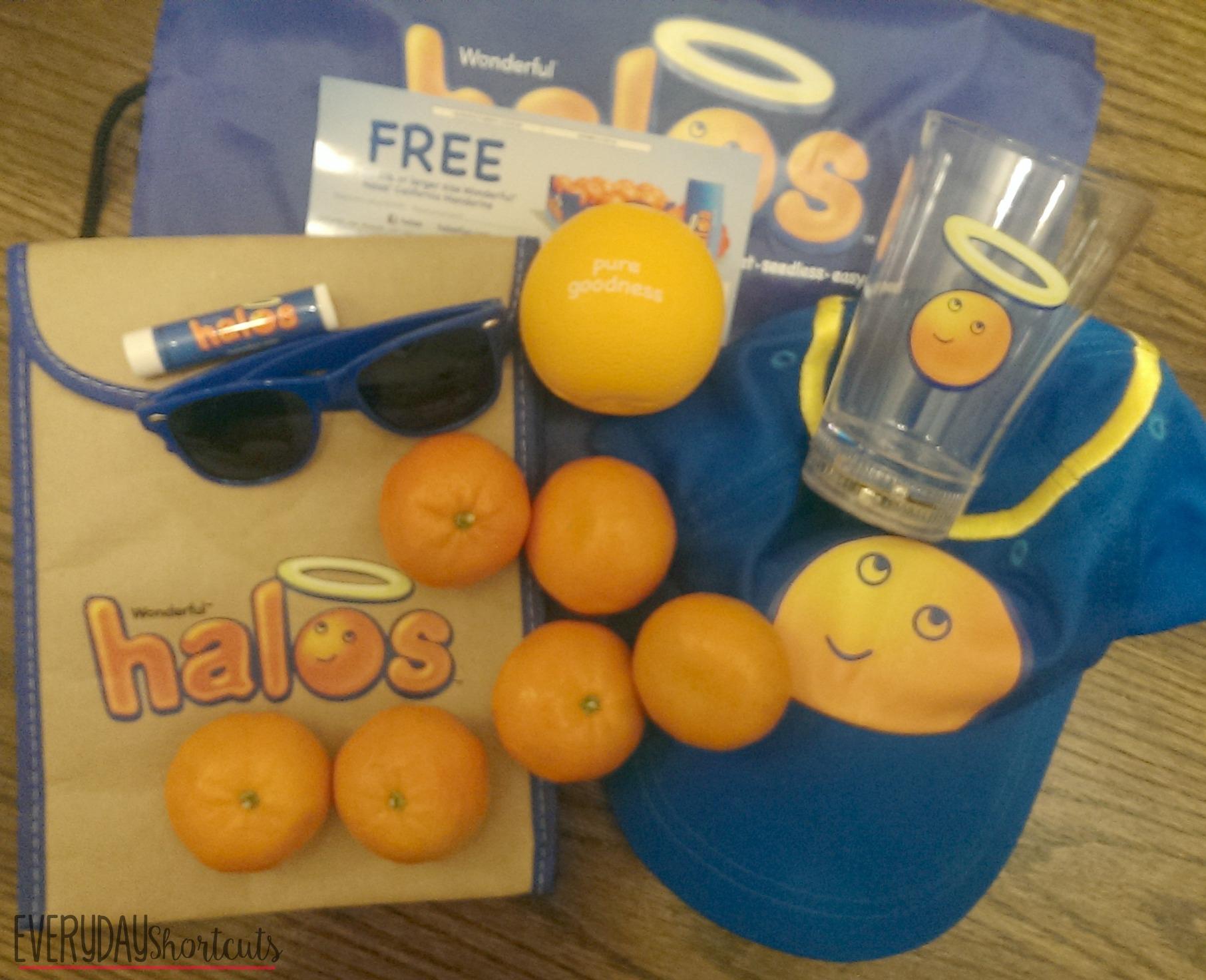 halos giveaway