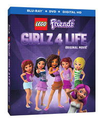 lego girlz 4 life movie