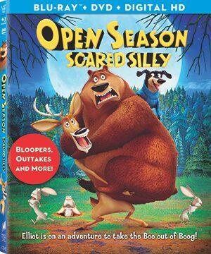 Open Season: Scared Silly on DVD
