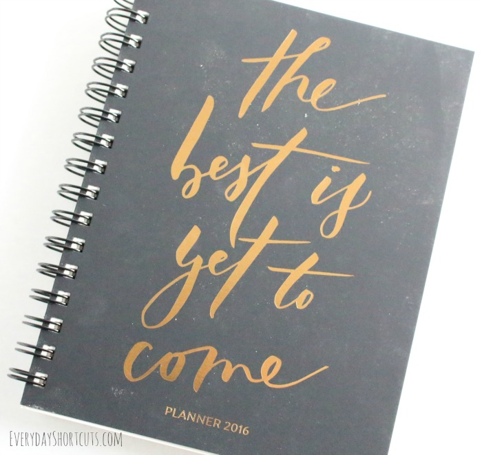 best is yet to come planner