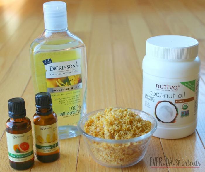 cellulite cream ingredients