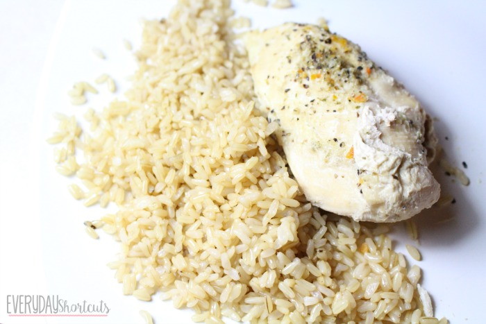 skinny garlic chicken