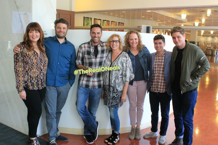 the real o'neals cast