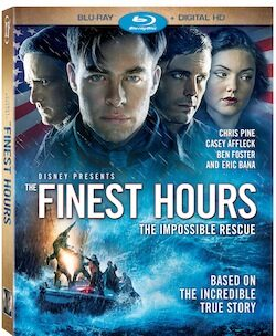 The Finest Hours Now Available on Blu-ray