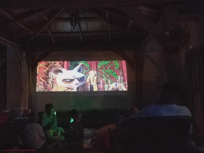 kung fu panda movie screening