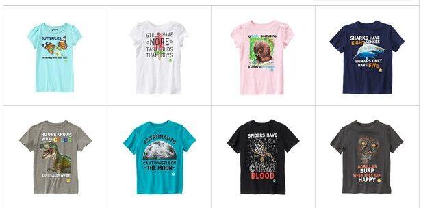 weird but true shirts