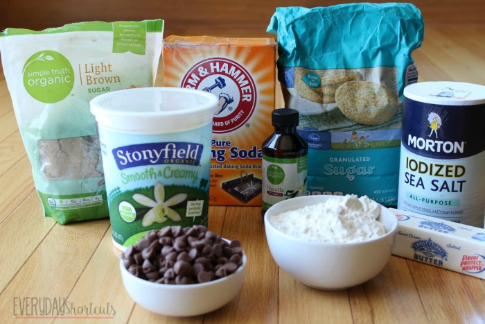 frozen yogurt ingredients