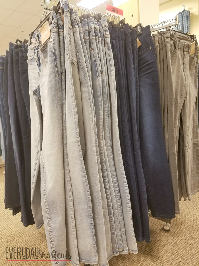 jeans at sears