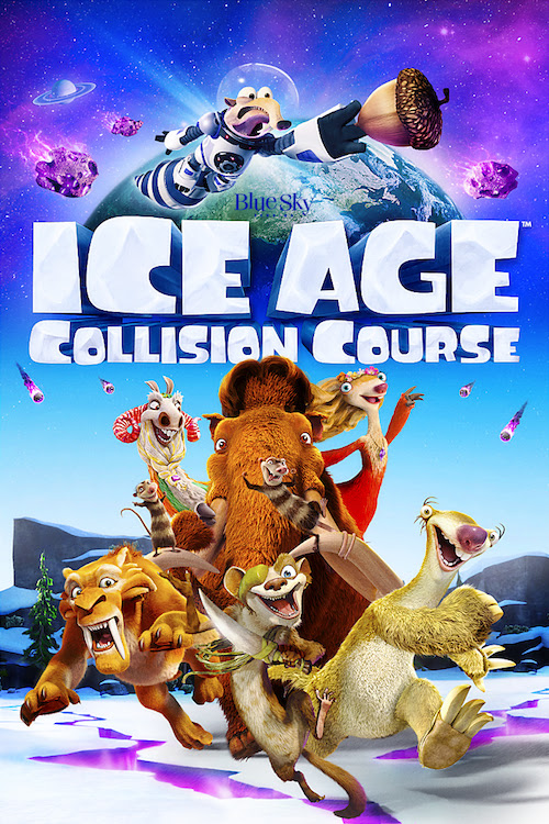 Ice Age 5: Collision Course Now Available on Blu-ray, DVD, and 4K Ultra HD