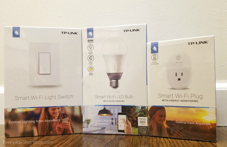 tp-link-smart-home-products