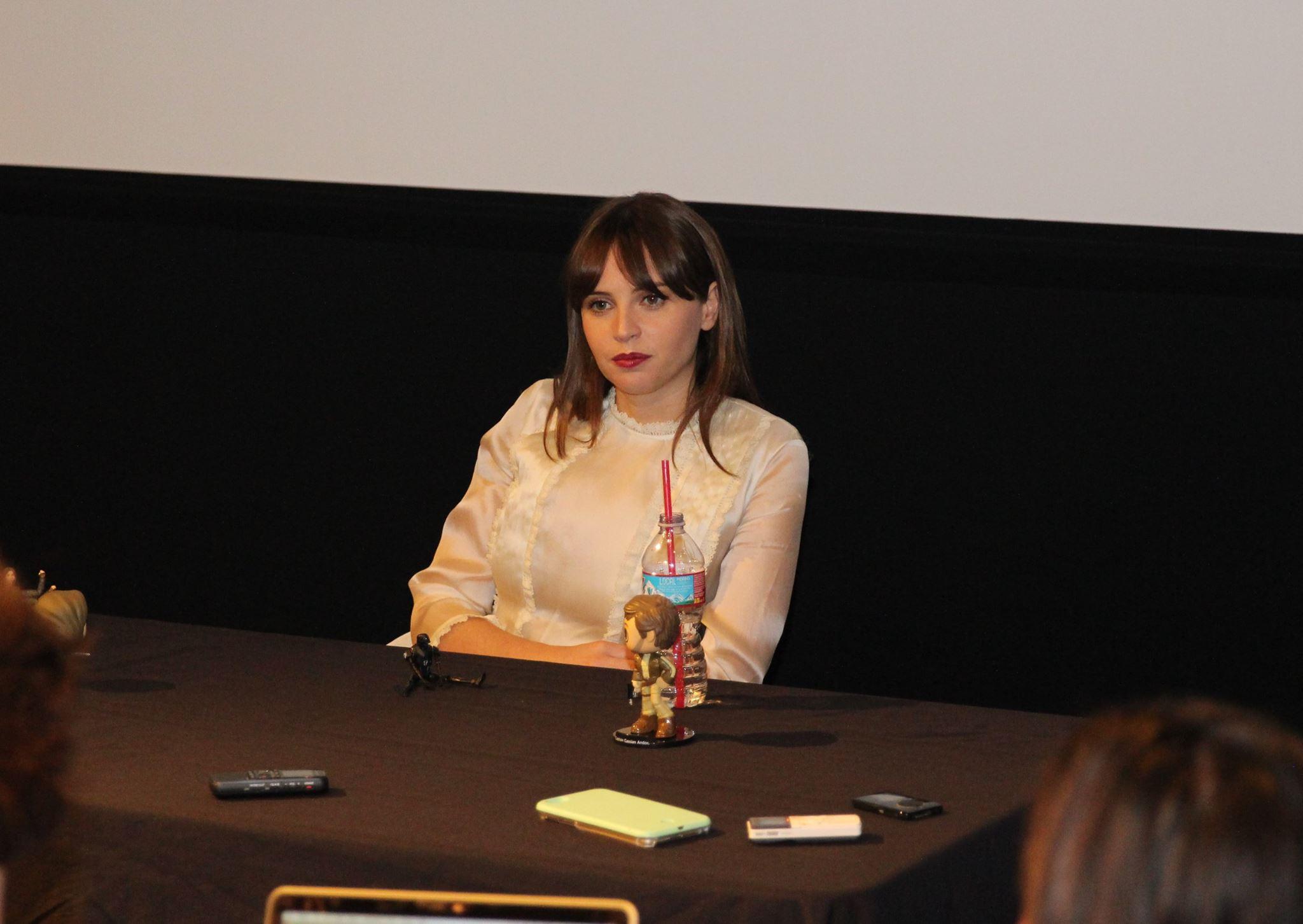 Exclusive Interview with Felicity Jones
