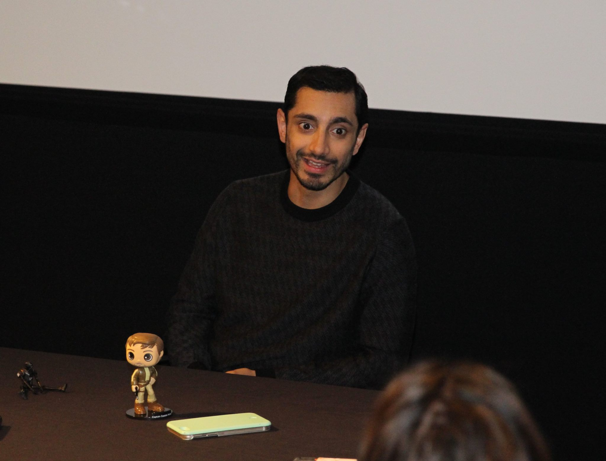 Exclusive Interview with Riz Ahmed