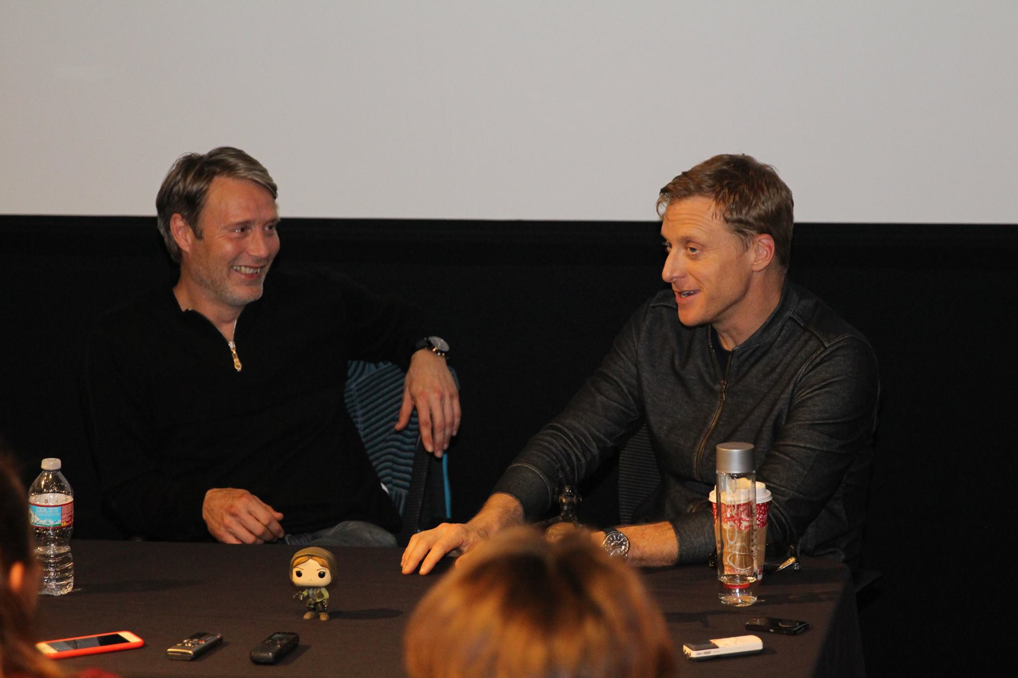 Exclusive Interview with Alan Tudyk & Mads Mikkelsen
