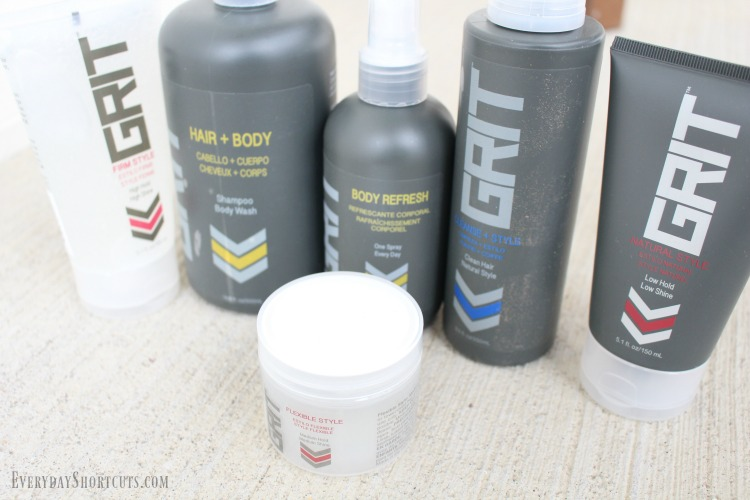 grit hair care