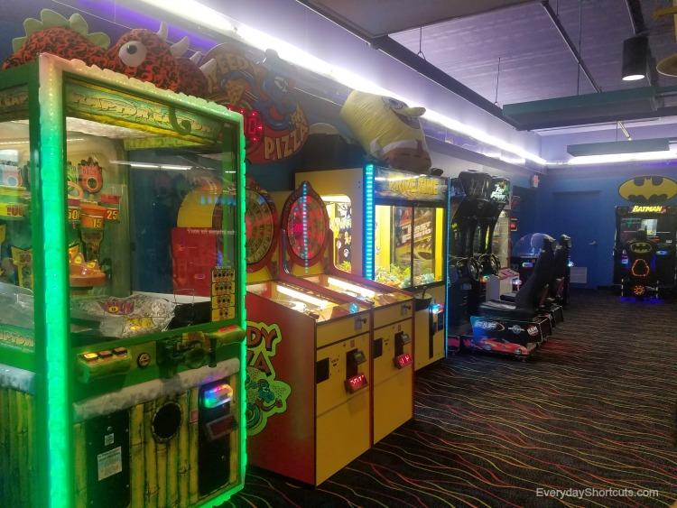 Crabbie's Quarterdeck Arcade