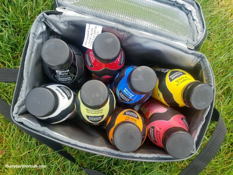 bodyarmor drink flavors