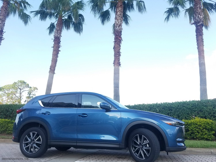 Adventures in Florida with the 2017 Mazda CX-5