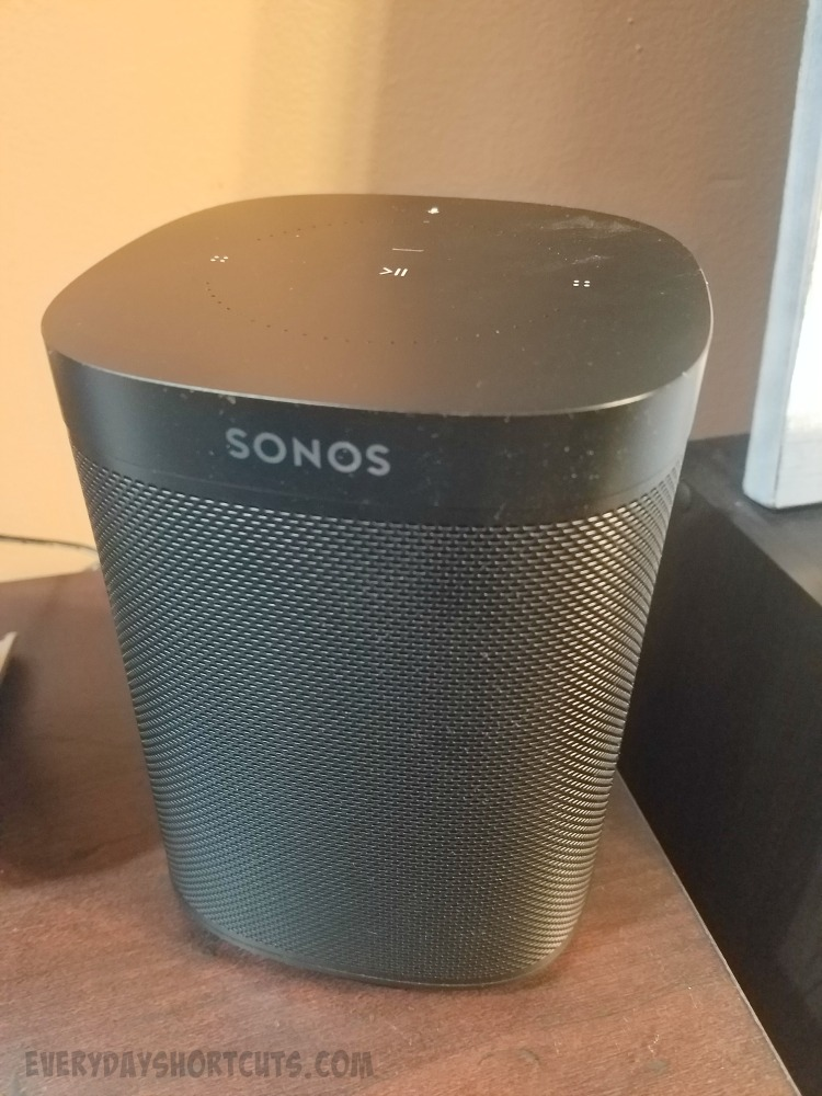 Control Your Music with the Sonos One Wireless Speaker