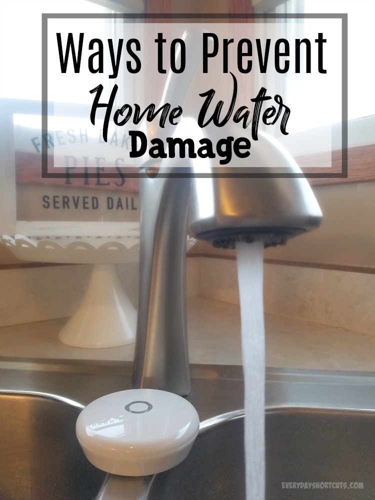 Ways to Prevent Home Water Damage
