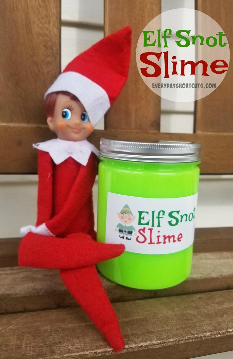 Elf Snot Slime