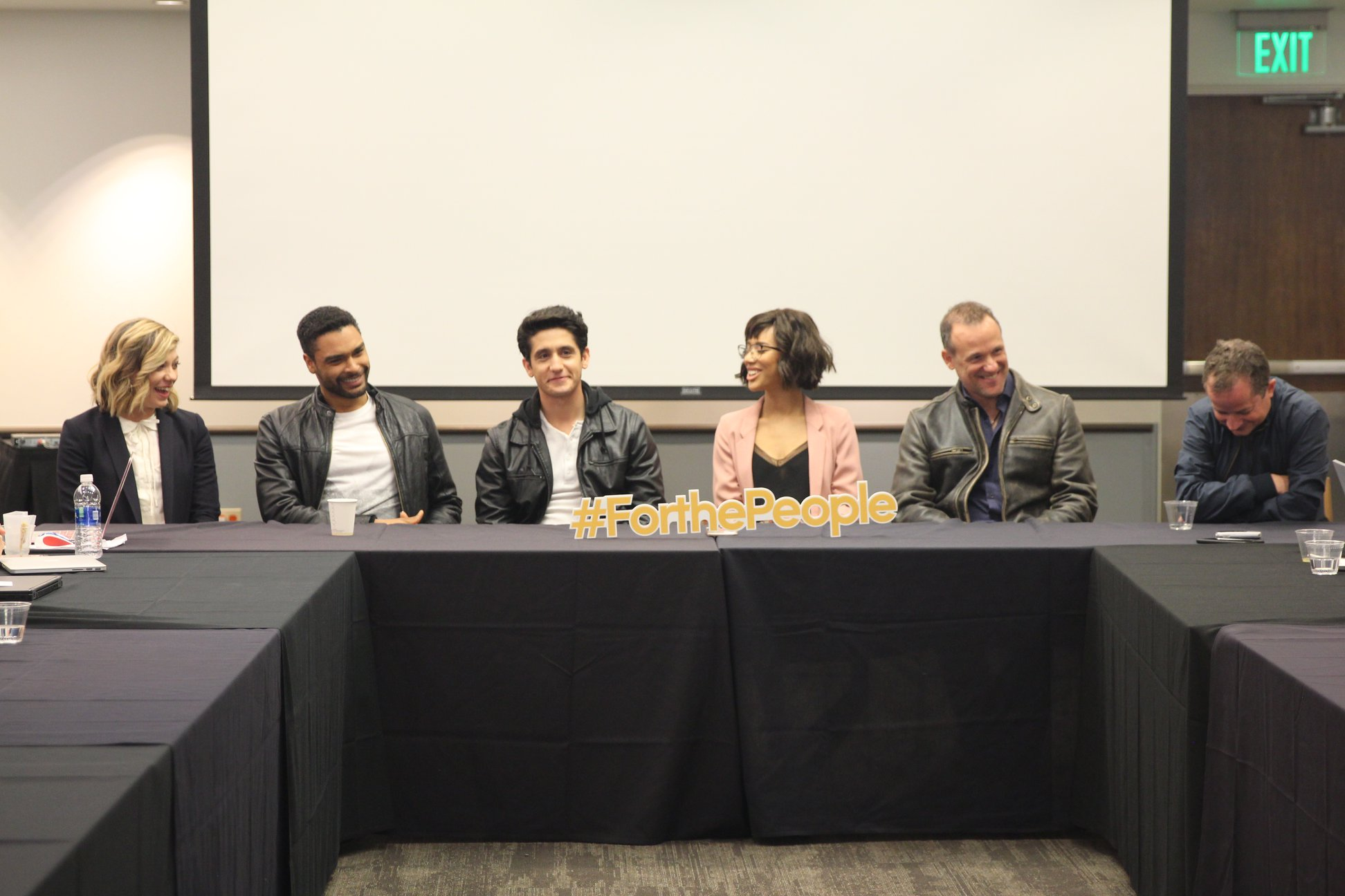 Exclusive Interview with the Cast of ABC's New Legal Drama Show For the People
