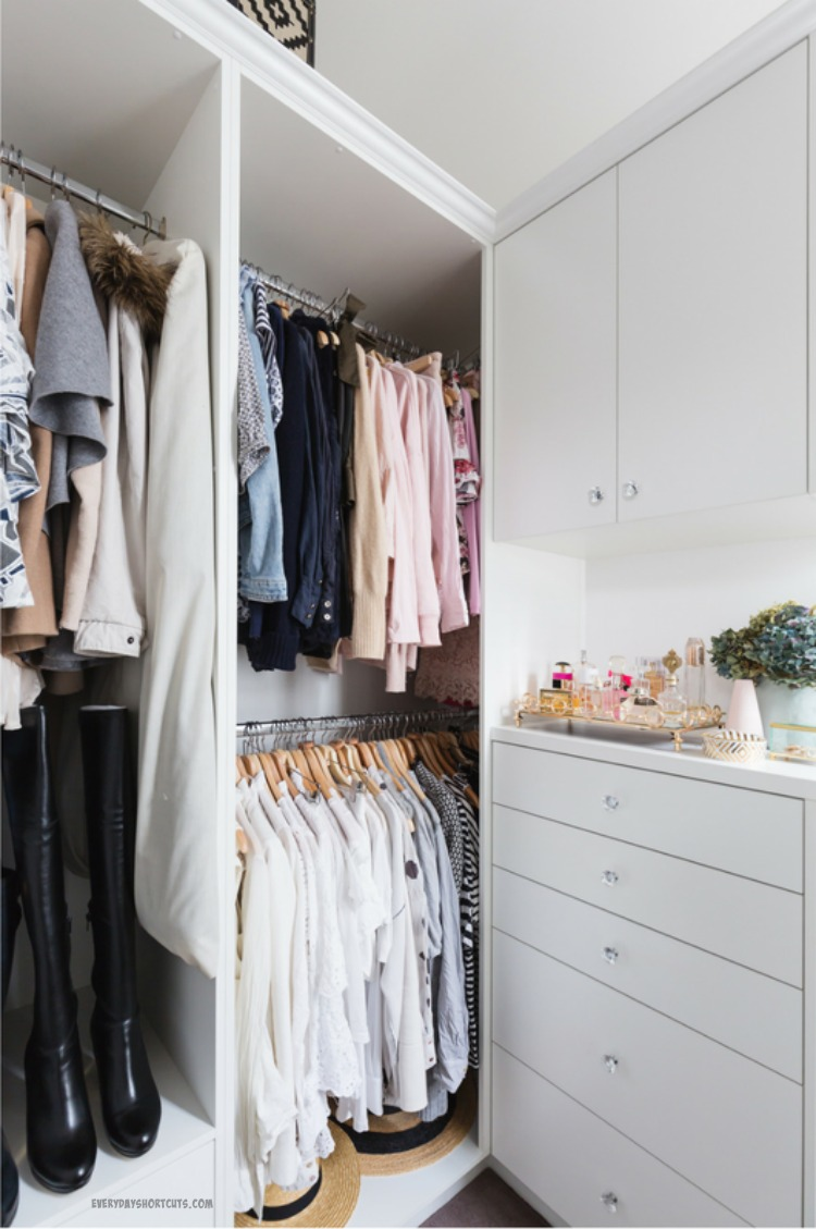 7 Simple Closet Organizing Hacks You'll Want to Try