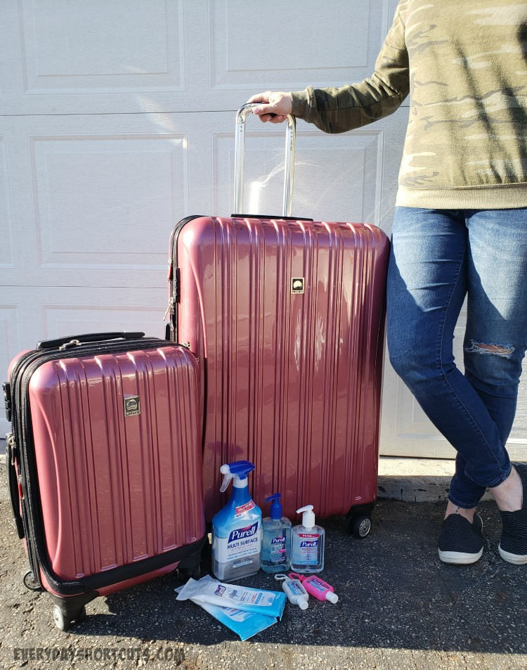 How to Prepare for Summer Travel + Printable Packing List