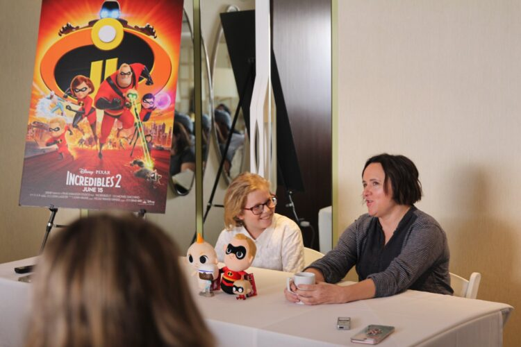 Interview with Violet & Dash Parr Voiced by Sarah Vowell & Huck Milner