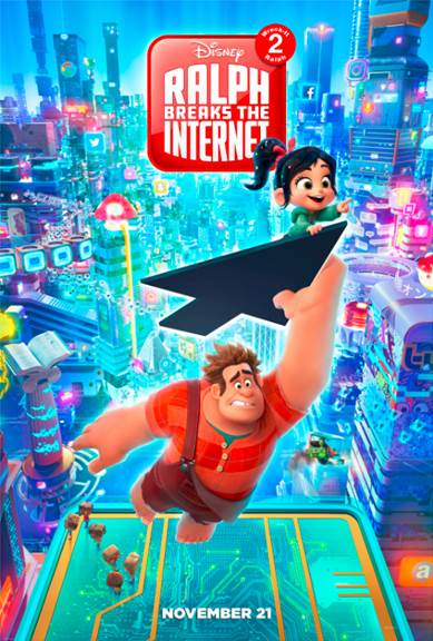 Ralph Breaks the Internet Now on Bluray + Printable Activity Pages