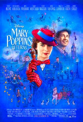 Mary Poppins Returns New Trailer