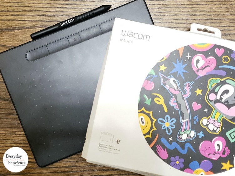 Creative Uses for the Wacom Intuos Bluetooth Creative Pen Tablet