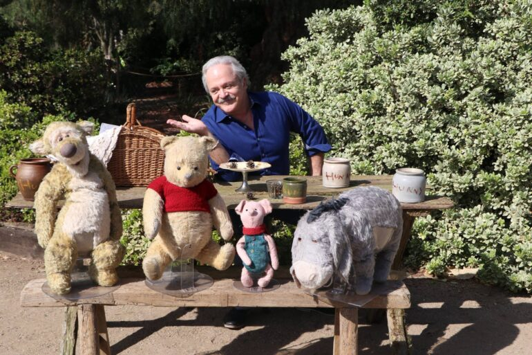 Exclusive Interview with Jim Cummings - The Voice of Pooh & Tigger