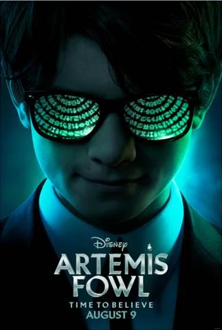 ARTEMIS FOWL Teaser Trailer