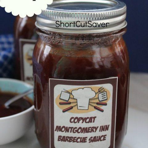 Copycat Montgomery Inn Barbecue Sauce