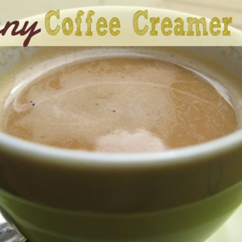Skinny Coffee Creamer