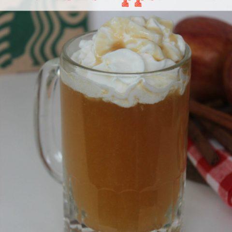 Starbucks Caramel Apple Cider