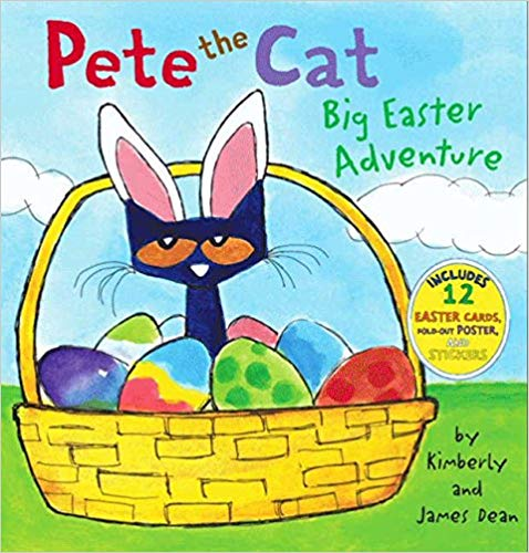 Pete the Cat: Big Easter Adventure Image
