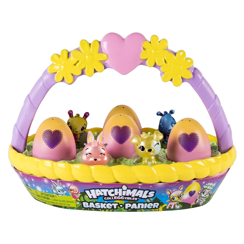 Hatchimals CollEGGtibles Easter Basket Image