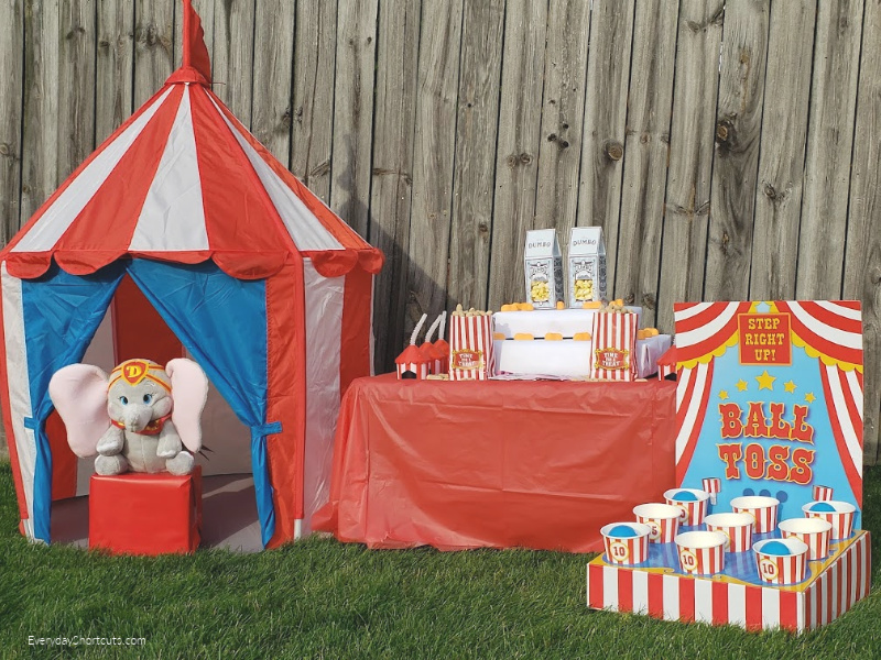 circus party for kids