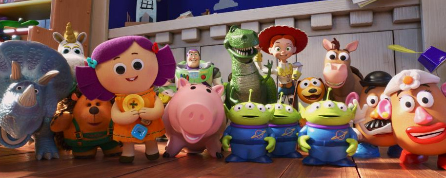 Movie Review of Toy Story 4