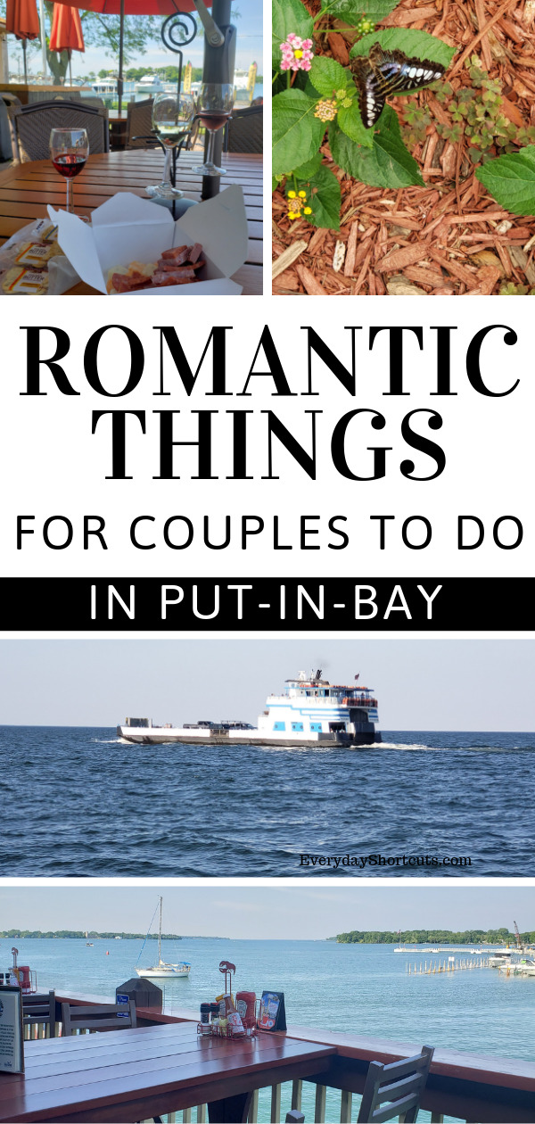romantic things for couples to do in put in bay