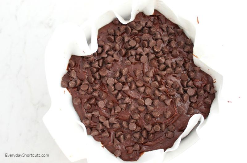 Gluten Free S'more Brownie Bars Dessert