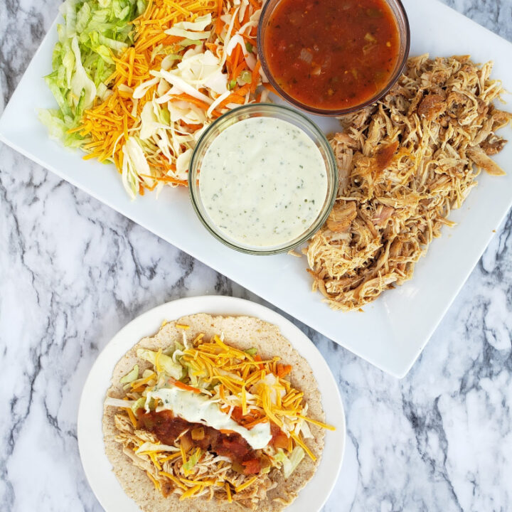 Keto Street Tacos
