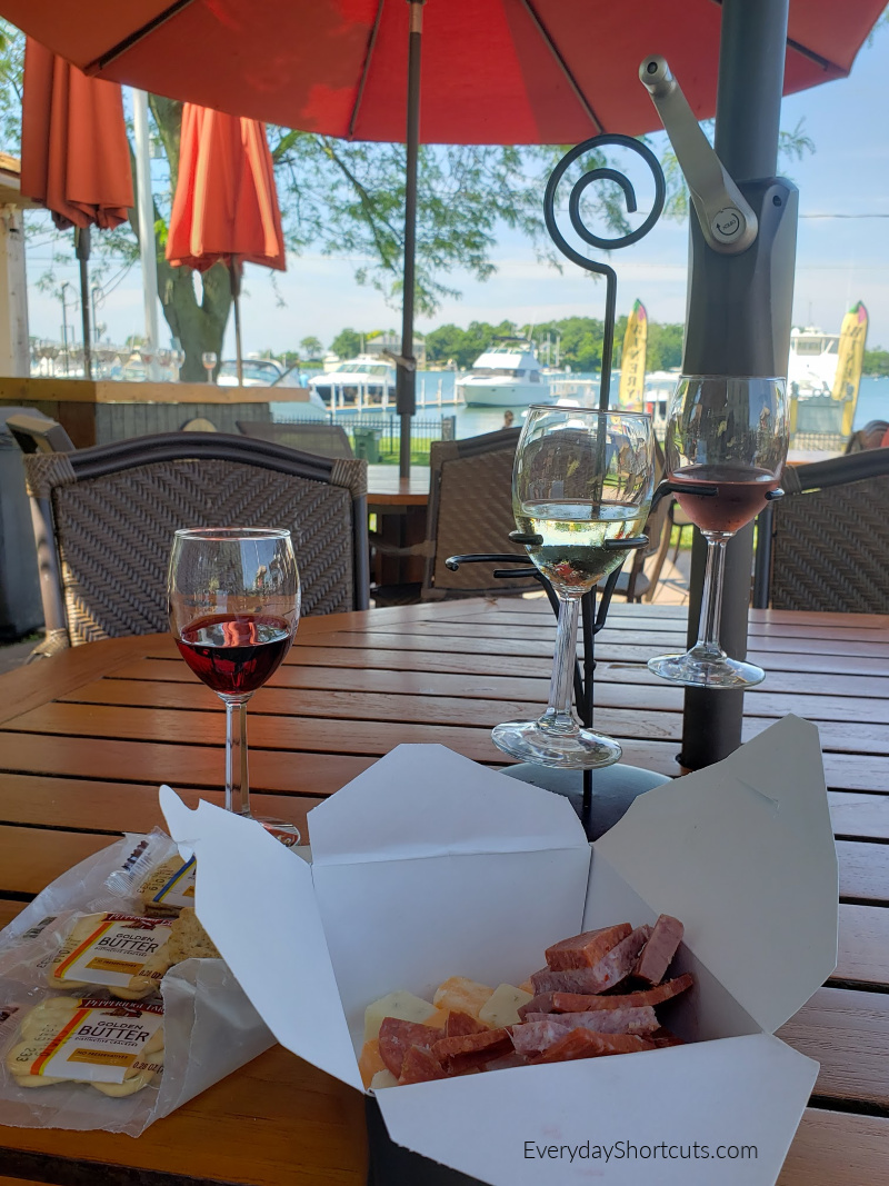 romantic day for couples at the winery at put in bay