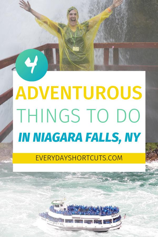 Adventurous Things to Do in Niagara Falls, NY