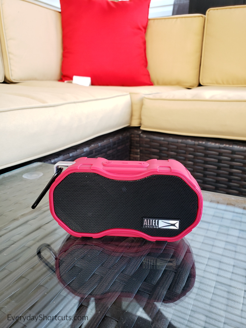 altec baby boom portable speaker